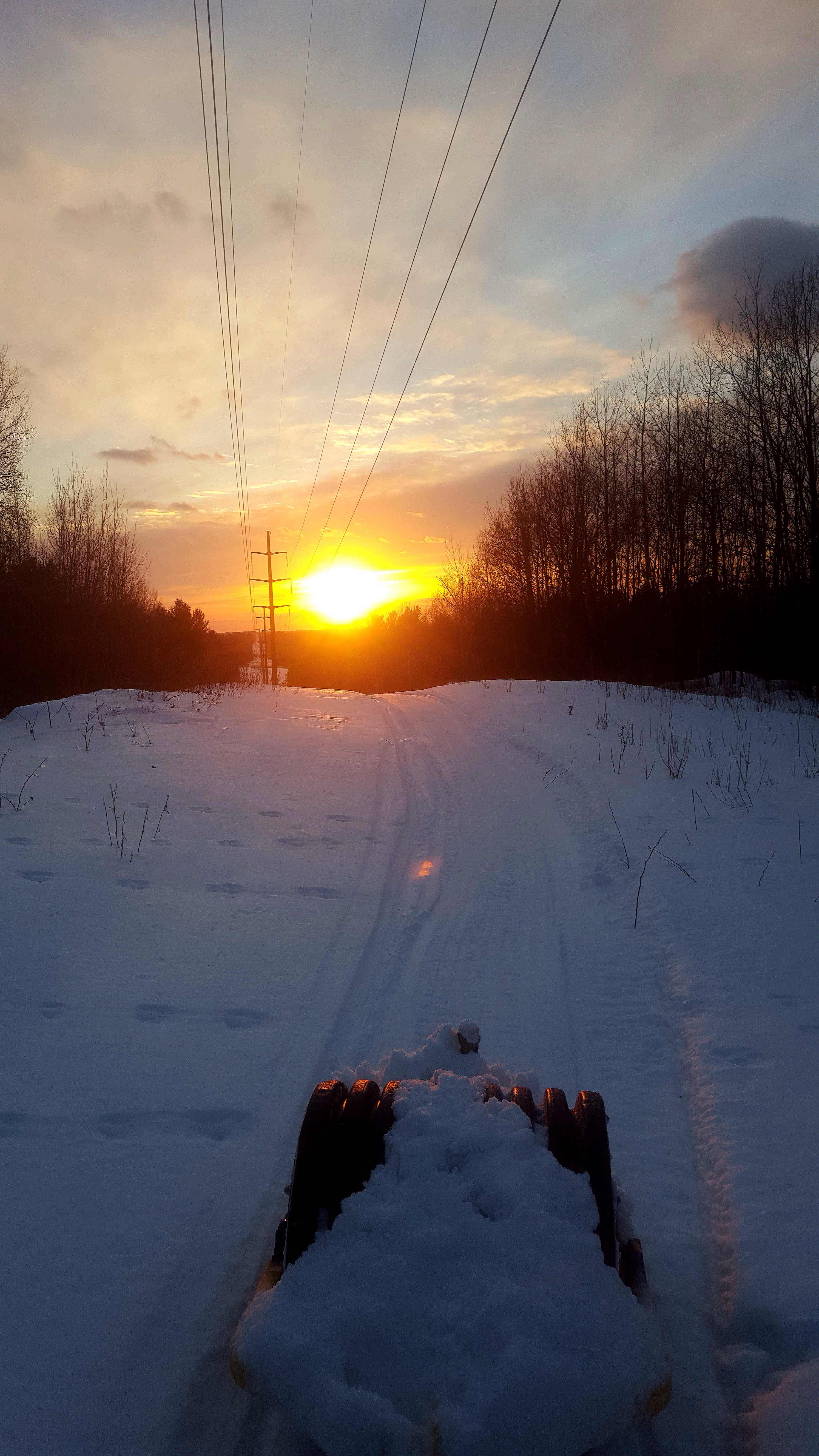 Cable WI Area Winter Fat Bike Grooming
