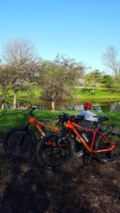 Fat Bike Guided Tour Scenic Routes in the Chicago Area