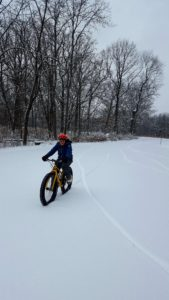 Winter Fatbike for Beginners