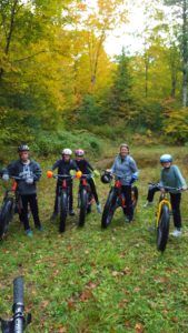 Fat Bike Guided Tours for Kids and Adults