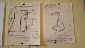 Maps of Up North Guided Tours FATbike Trails