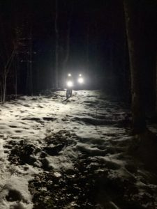 Guided and Illuminated FATbike Tour at Night