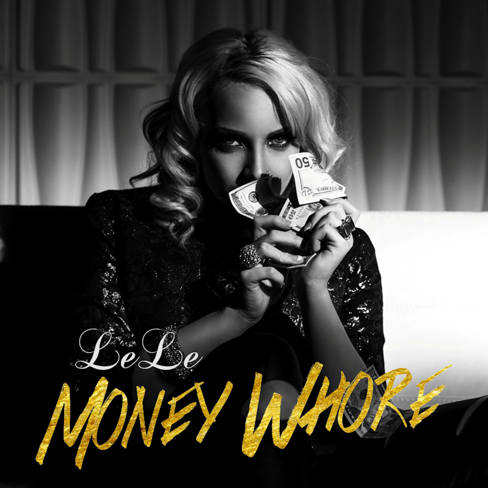 LeLe XO - Credit Card (Money Whore)