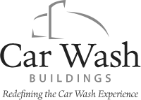 Car Wash Buildings Logo