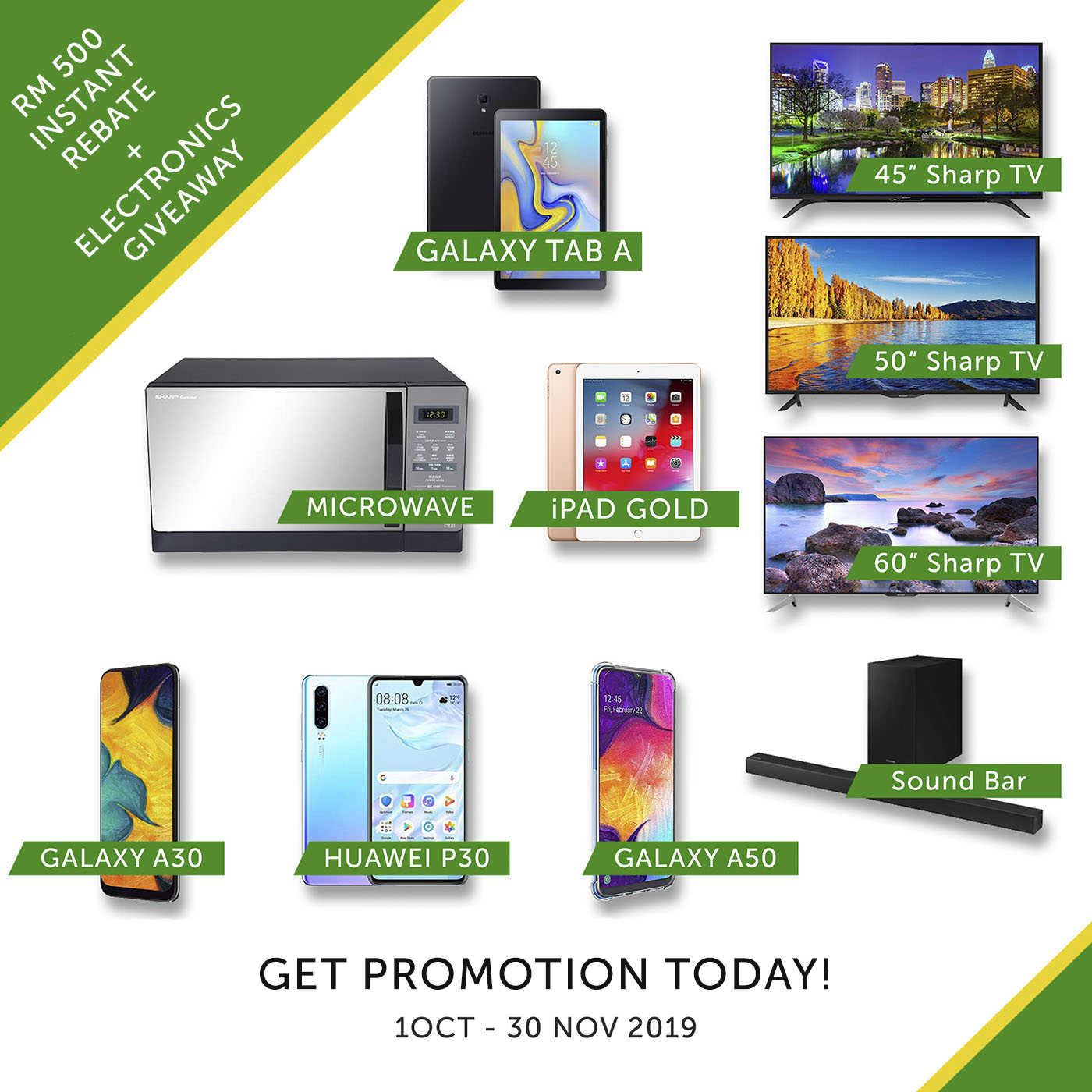 Kitchen Cabinet Promotion October 2019