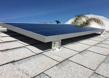 Solar Panels at River Haven