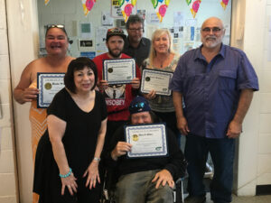 Turning Point Foundation WRAP Graduation