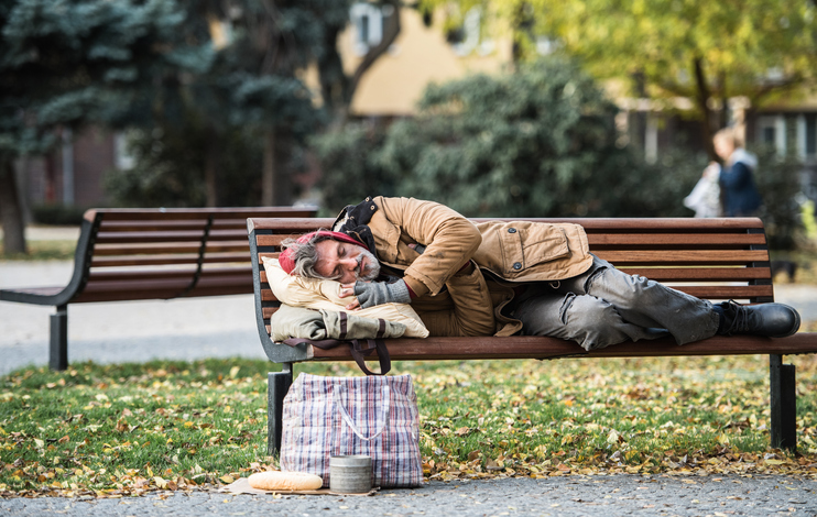 How Turning Point is Assisting with Homeless Population