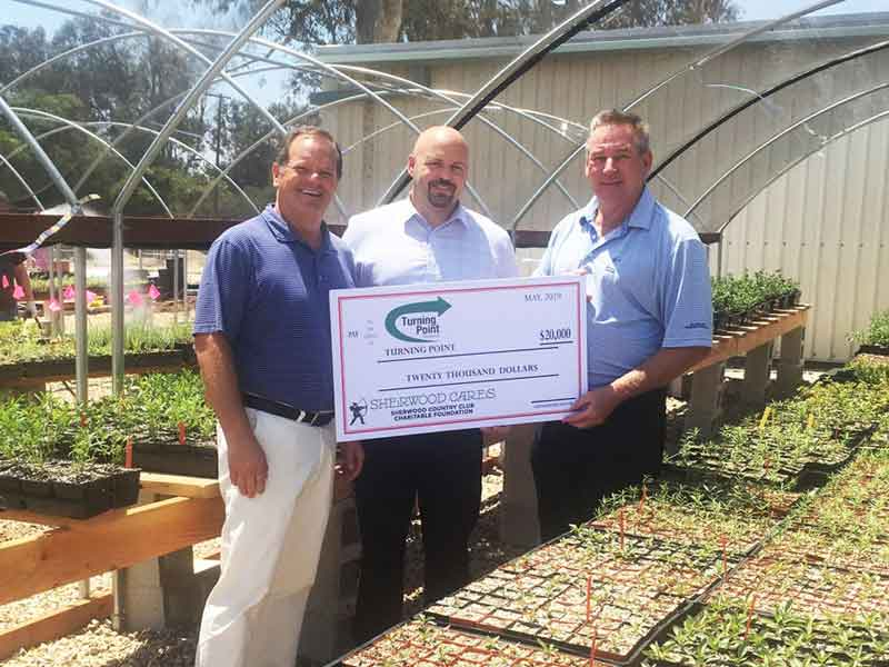 Growing Works check presentation