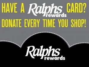 Ralphs Reward Card