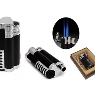 CYCLONE TRIPLE TORCH LIGHTER