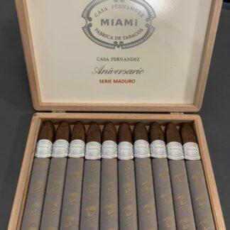 Aganorsa Anniverserio Cuban 109