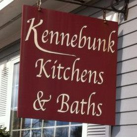 Kennebunk Kitchens and Baths Sign