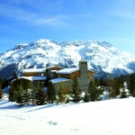02 140m Real Estate Original 50k sq. ft. - Chesa Corvatsch - St. Moritz, Switzerland