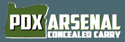 PDX ARSENAL Logo