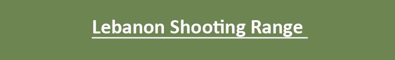 Lebanon Shooting Range