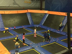 The SkyZone Trampolines | My Crazy Beautiful Life