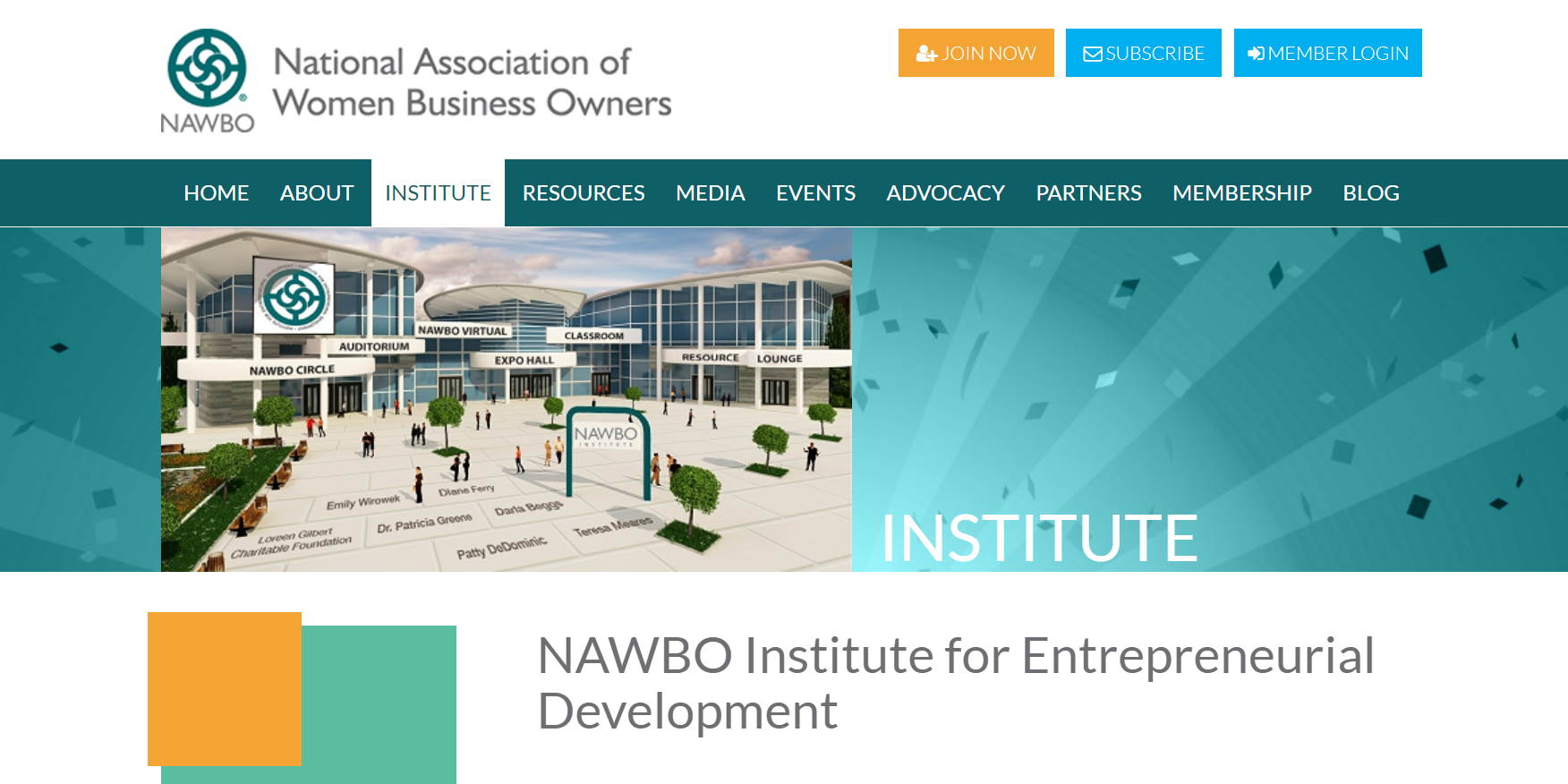 NAWBO Virtual Institute