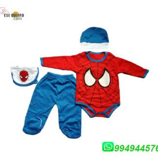 Ropa de bebe ajuares ajuar bebes Spiderman. Comprar al 994944576