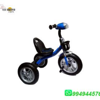 Triciclo de Niño juguete en azul juguetes  Comprar al 994944576