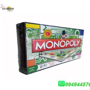 Monopolio clásico juguete juguetes juegos de mesa  Compras llamando al 994944576