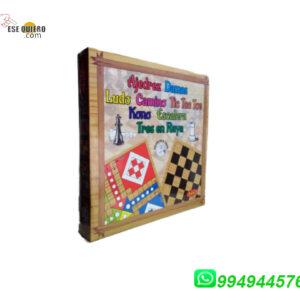 Ajedrez  8 en 1 varios juegos juguetes  juegos de mesa Para compra llamar al 994944576