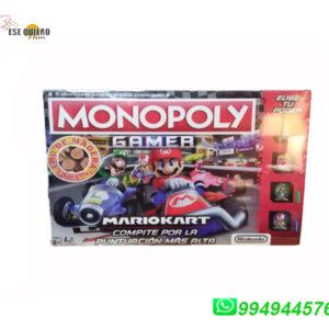 Monopolio de Mario Bros juguetes juegos de mesa Compras llamando al 994944576