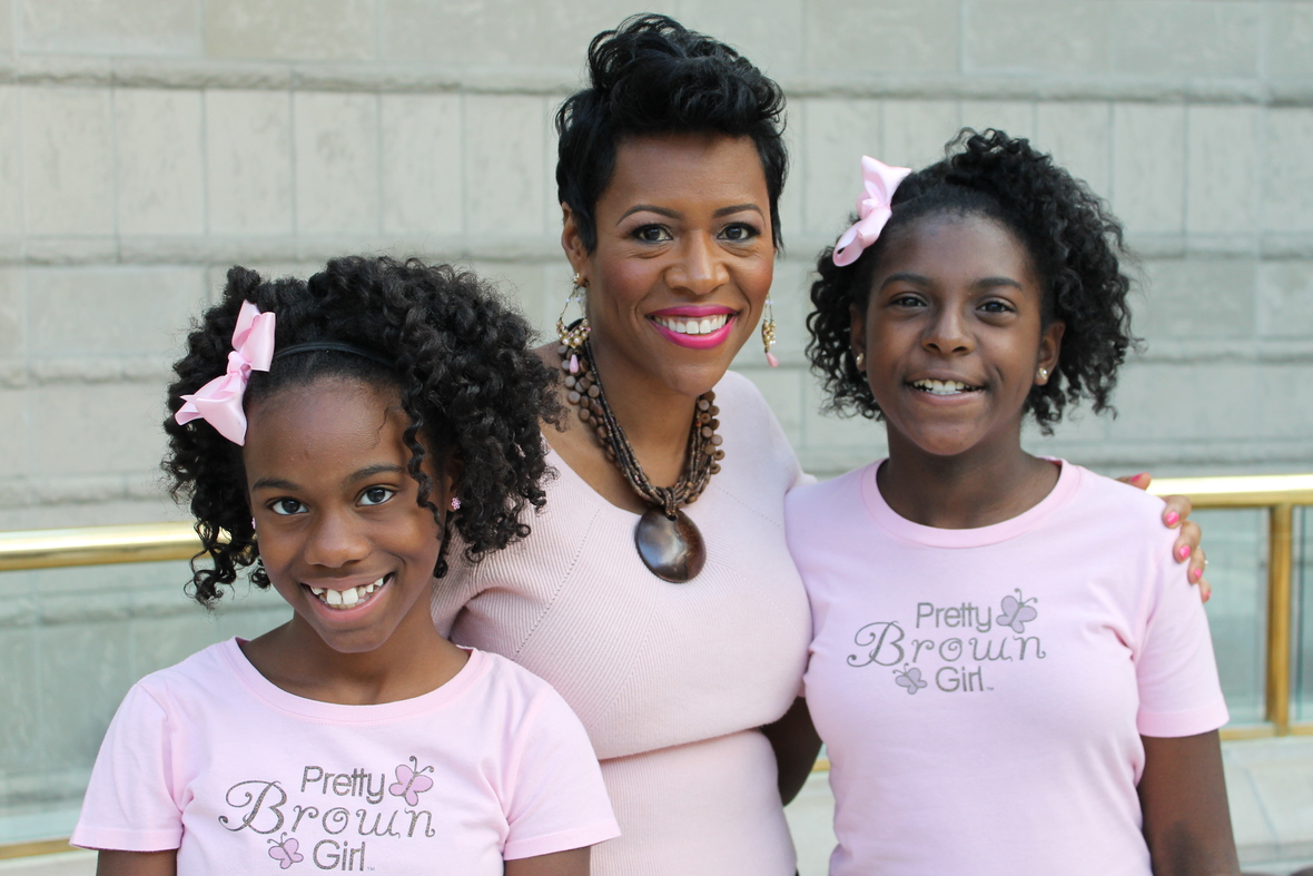 Pretty Brown Girl Newsletter – May 2018 Edition