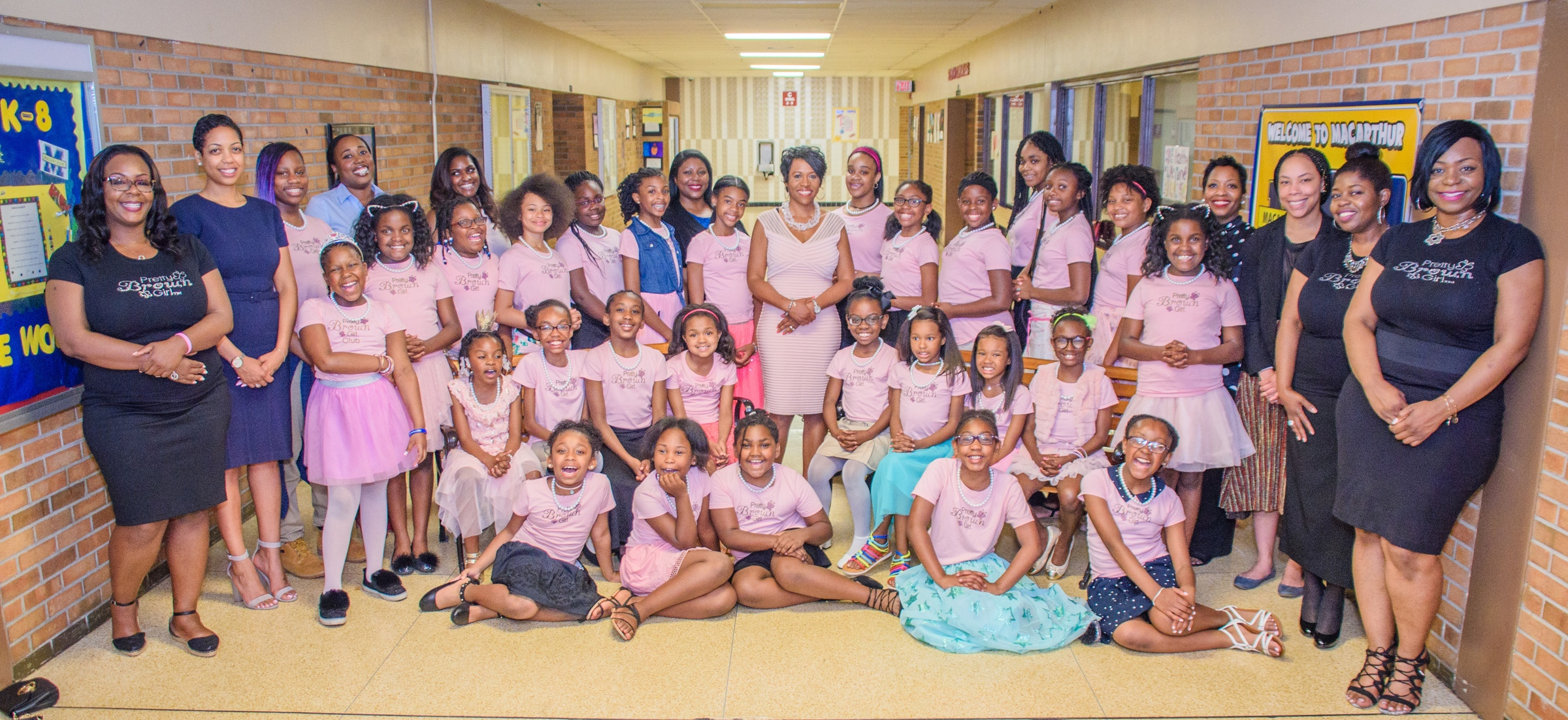 Pretty Brown Girl Newsletter – Special School Edition