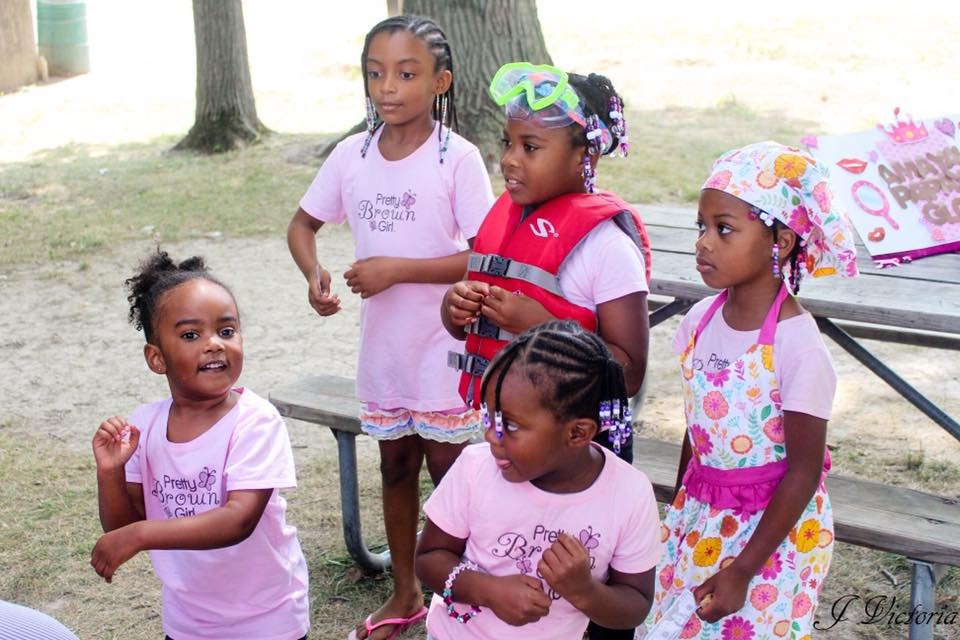 Pretty Brown Girl Newsletter – Back To School Edition