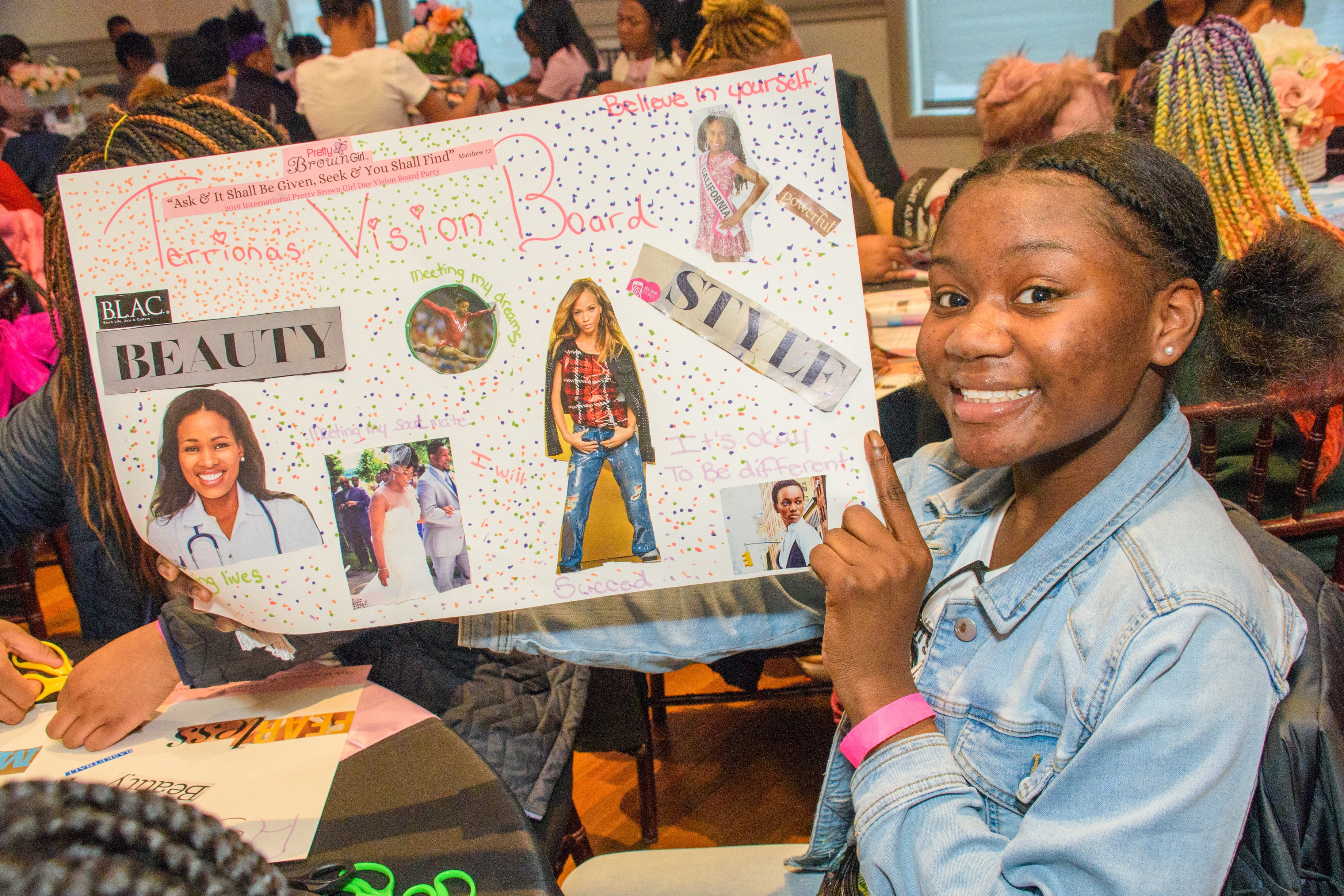 Pretty Brown Girl Spring Newsletter – Special Edition