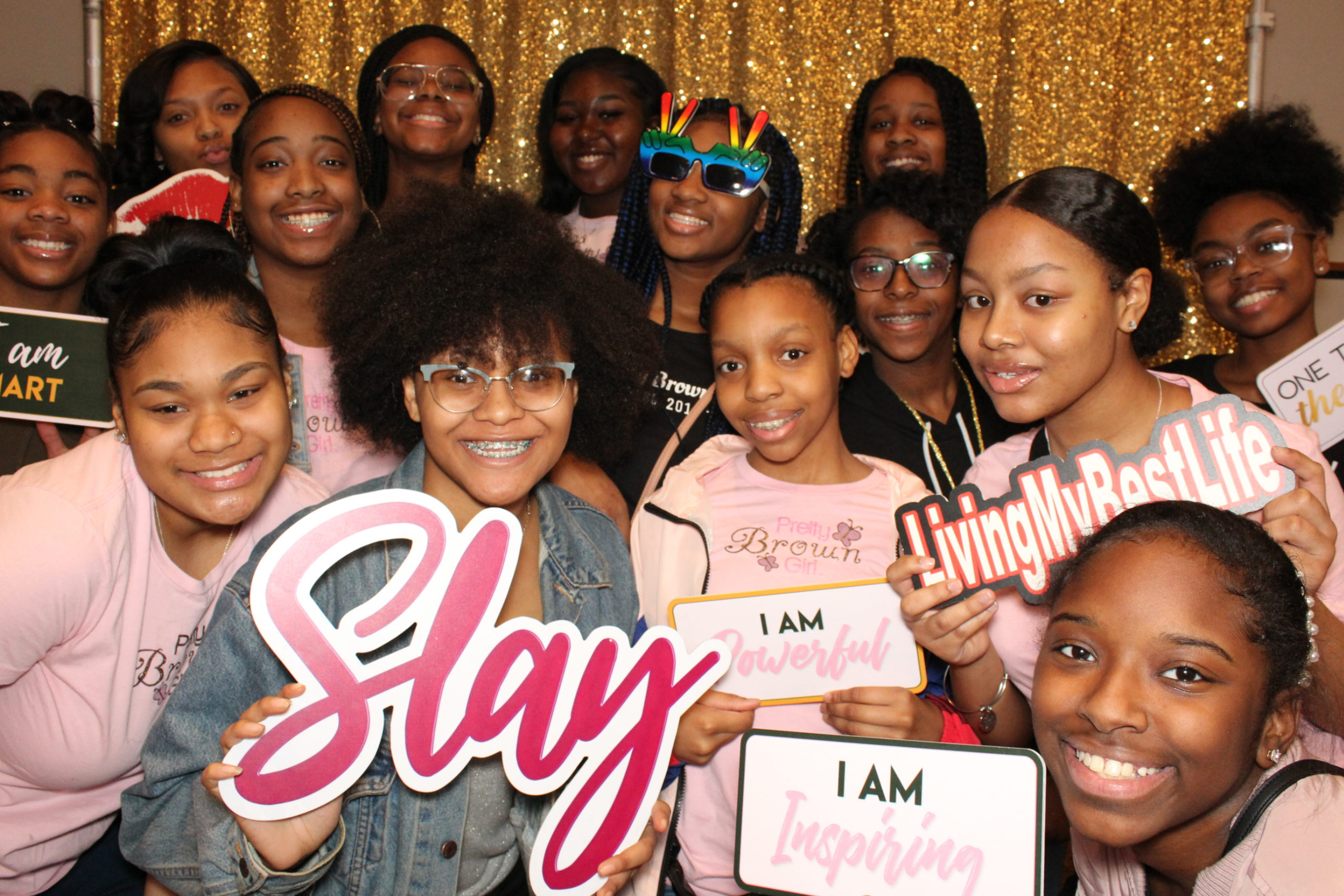 Pretty Brown Girl March 2020 Newsletter