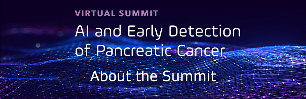AI and Early Detection Summit logo, About page
