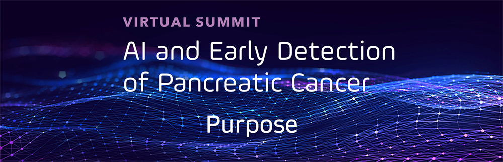 Logo for the AI and Early Detection of Pancreatic Cancer Virtual Summit