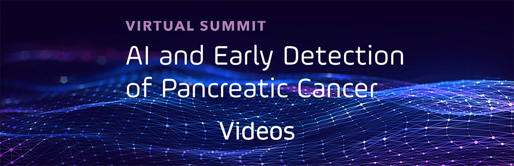 AI and Early Detection Summit logo, Videos page