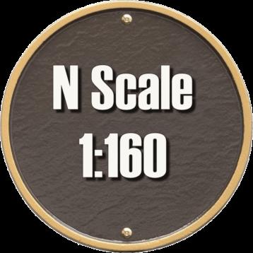 N Scale (1:160)