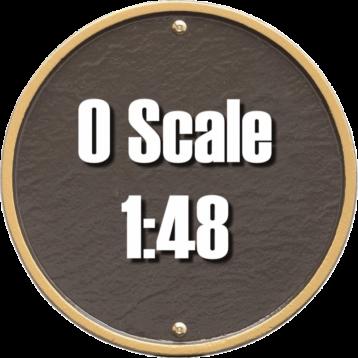 O Scale (1:48)