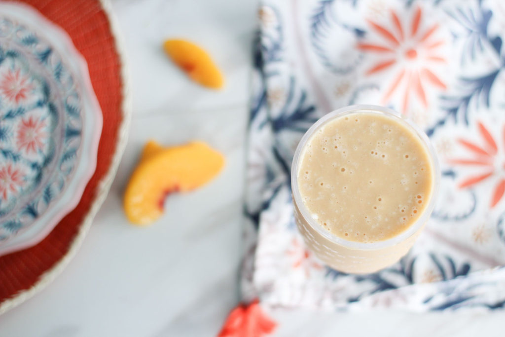lactation smoothie for low milk supply