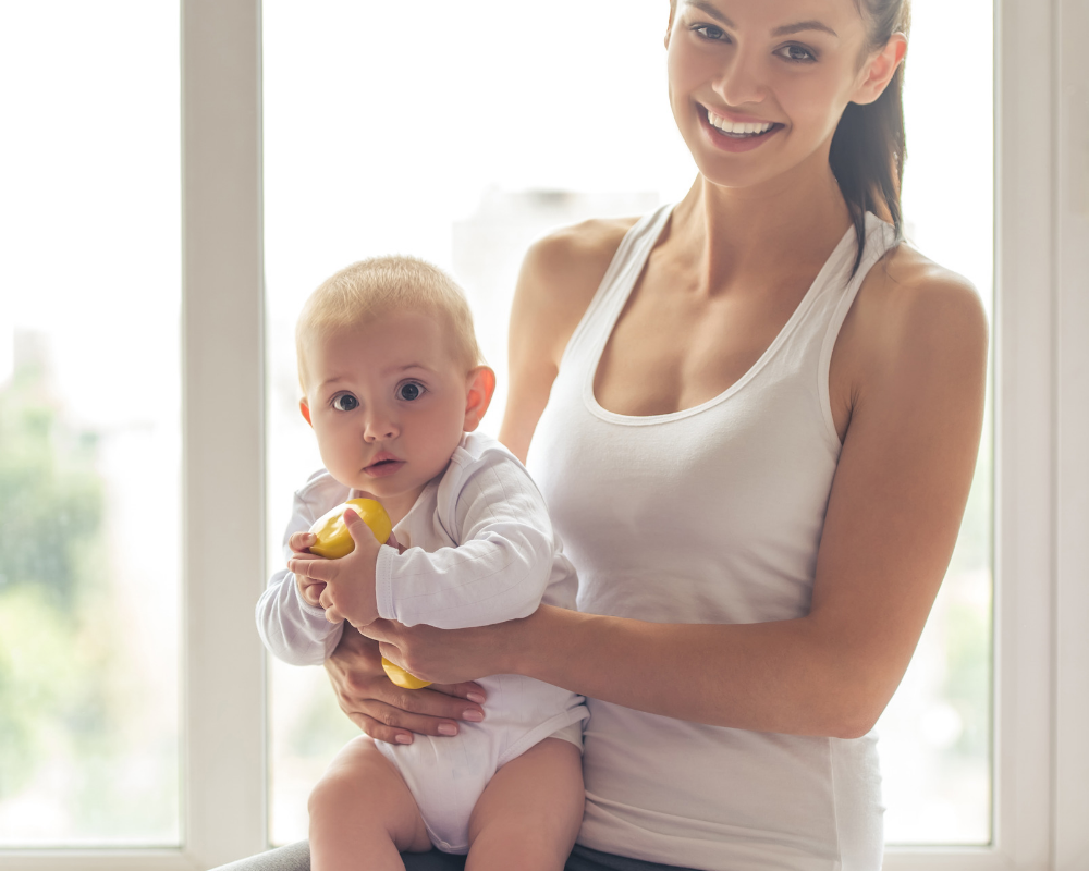How To Lose Belly Fat While Breastfeeding
