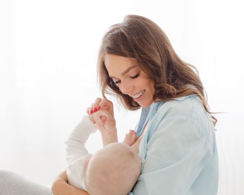 A Lactation Consultant's Best Tips to Increase Your Milk Supply