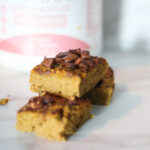 pumpkin lactation bar chocolate