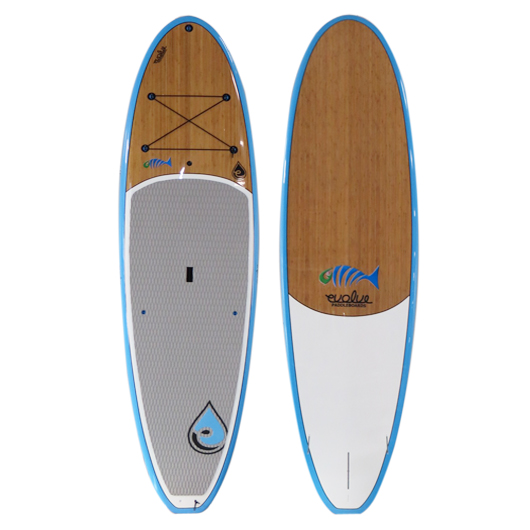 Evolve Fishing paddle board for sale