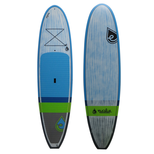 Evolve SUP paddle board surf sup all around