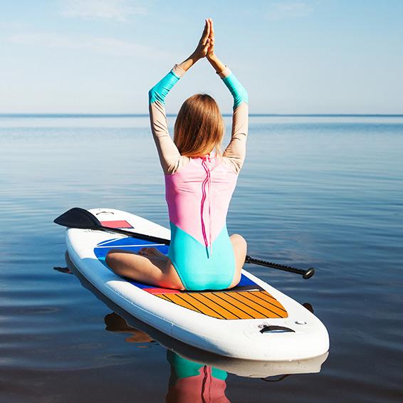 Yoga Boards