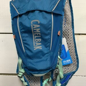 Hydration pack for sale by Camelback in blue
