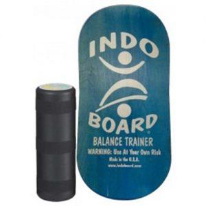 balance trainer, blue rocker indo board, core training, exercise, strength training, endurance training