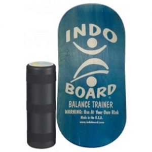 balance trainer, blue rocker indo board, core training, exercise, strength training, endurance training
