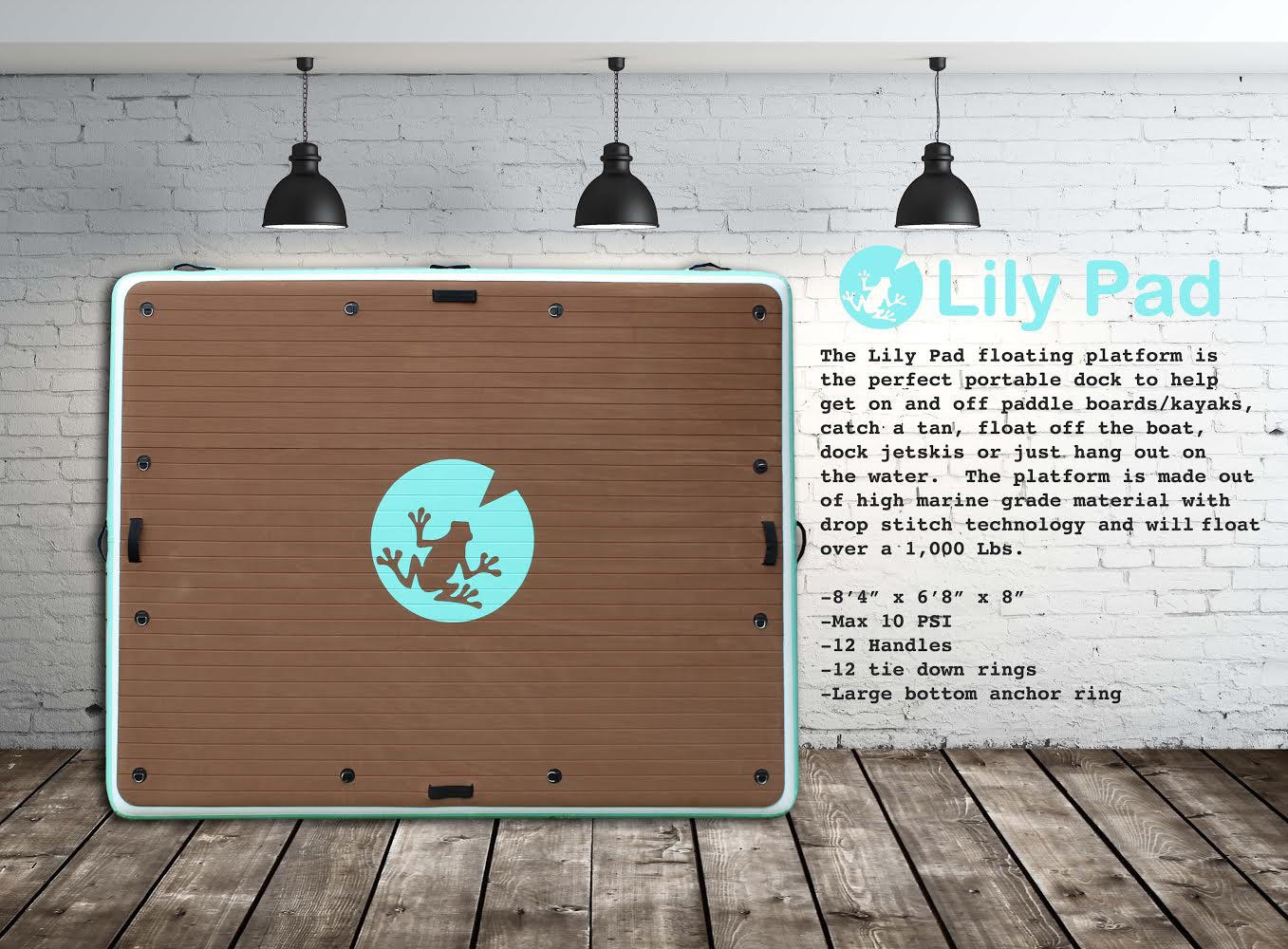 Floating Portable Dock for sale