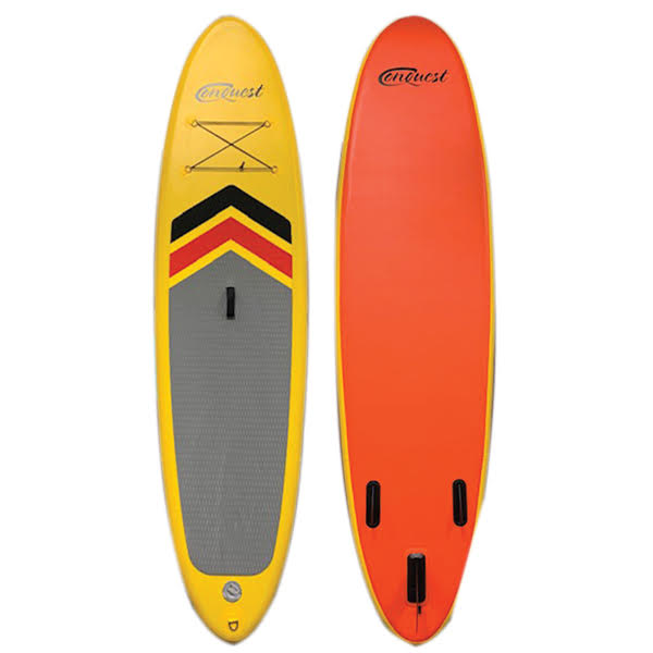 Inflatable Stand Up Paddle Board by Conquest