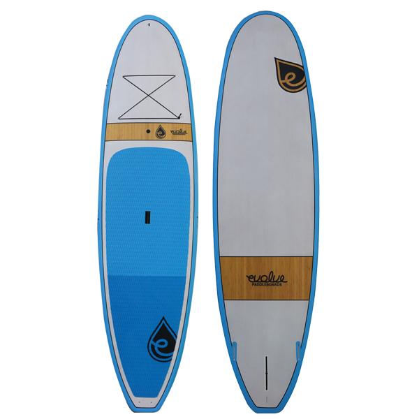 Evolve_Paddilac Stand Up Paddle Board_Blue_Smoke_WOW